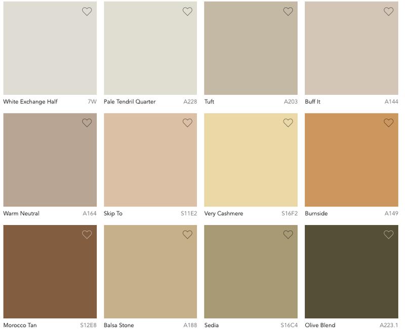 nourish palette