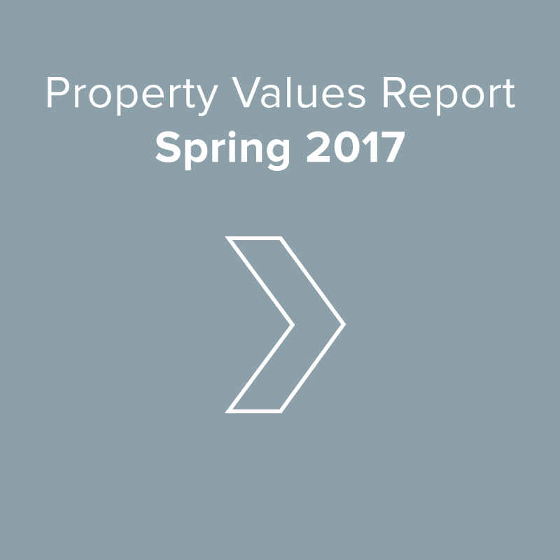 Property Values Report Cover - Square