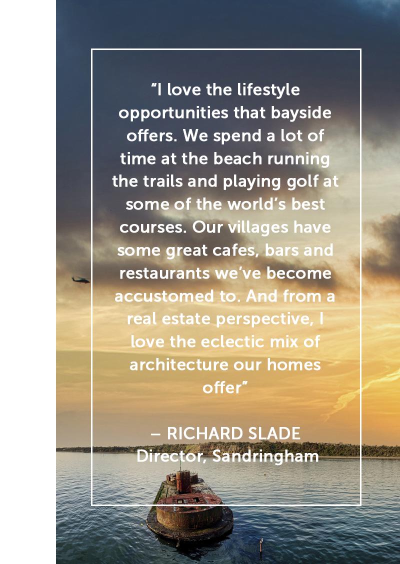 Richard Slade quote
