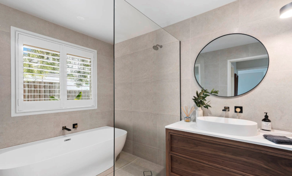 Bathrooms - preping home for sale