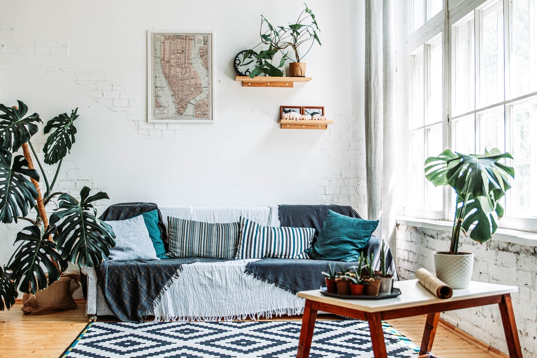 Home sanctuary styling